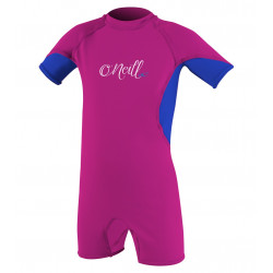 O'Neill Kids UV badpak Berry / Tahiti Blue