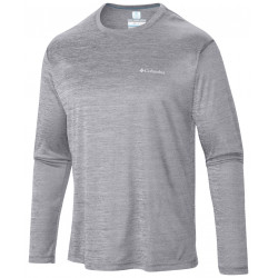 Columbia Heren Zero Rules Longe Sleeve Grey