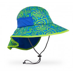 Sunday Afternoons Kids UV Play Hat Green Fossil