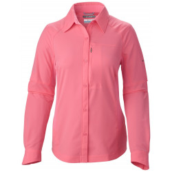 Columbia Dames UV Blouse Wit
