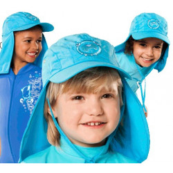 Hyphen Kids protect cap Ocy pid blue