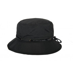Hatland UV Bucket Hat Revelstoke Antracite