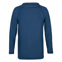 Snapper Rock - UV-shirt Denim Blue - Blauw