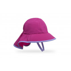 Sunday Afternoons Baby Sunsprout Hat Vivid Magenta