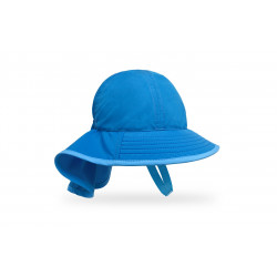 Sunday Afternoons Baby Sunsprout Hat Electric Blue