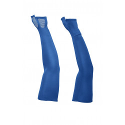 Sunday Afternoons UV Sun Cool Sleeves With Hand Cover Royal