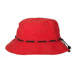 Hatland UV Bucket Hat Kaia Lady Red