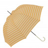 Ezpeleta UPF50+ UV Ladies Parasol Gestreept Orange / White
