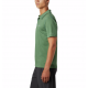 Columbia Heren Zero Rules Short Sleeve Polo Thyme Green