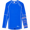 O'Neill Girls UV Shirt Lange Mouw Blue