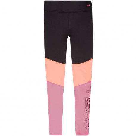 O'Neill Girls UV Legging Pink AOP