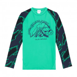 O'Neill Boys UV Shirt Lange Mouw Salina Green