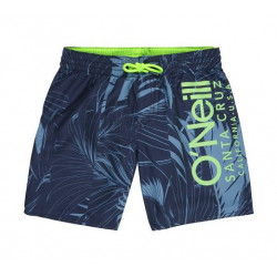O'Neill Boys Cali Shorts Blue AOP