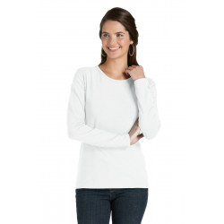 Coolibar - UV Longsleeve shirt dames - wit