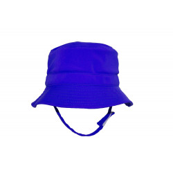 Rigon - UV bucket hat voor jongens - Royal blauw