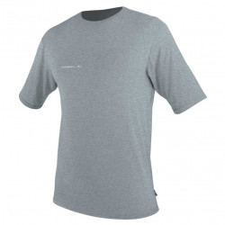 O'Neill Heren Hybrid UV shirt korte mouw Cool Grey
