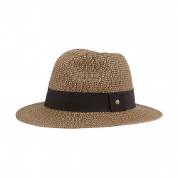 House of Ord |Zonnehoed Fedora Beau Brown