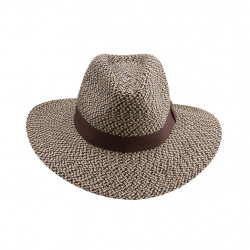 House of Ord | Zonnehoed Fedora Oscar Charcoal