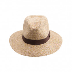 House of Ord | Zonnehoed Fedora Oscar Natural