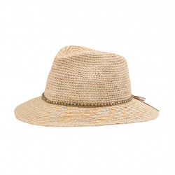 House of Ord | Zonnehoed Fedora Malibu Natural
