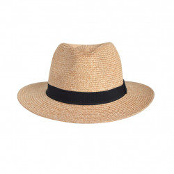 House of Ord | Zonnehoed  Pana-Mate Fedora Natural