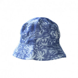 Emthunzini Hats - UV Bucket hoed voor baby's - Sandy Denim - Blauw