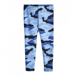Coolibar - UV Zwemlegging voor baby's - Wave Tights - Nautisch Camo